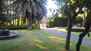 Jardim da Casa Grande de Cornide