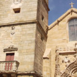 Igreja em Tui Espanha