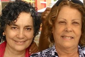 Celebridades Maria Rita e Rose