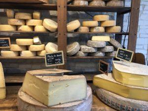 queijos de cabra