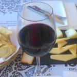 vinho, queijo e pão